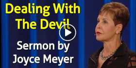 Dealing With The Devil - Joyce Meyer (July-07-2020)