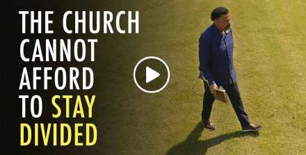 The Church Cannot Afford to Stay Divided - Part 1 - Tony Evans (September-18-2020)