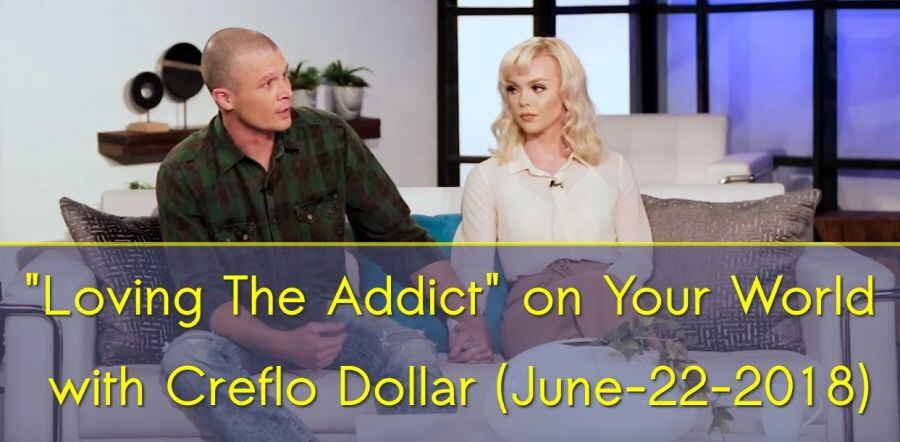 """Loving The Addict"" on Your World with Creflo Dollar (June-22-2018)"