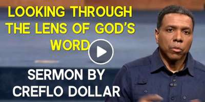 Looking Through the Lens of God's Word - Creflo Dollar (April-15-2020)