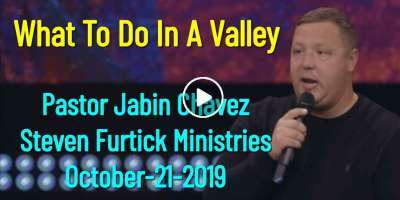 Steven Furtick Sunday Sermon October-21-2019 - What To Do In A Valley | Pastor Jabin Chavez