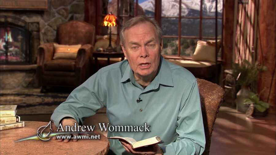 Scott Peterson Healing Journey - Andrew Wommack Ministries