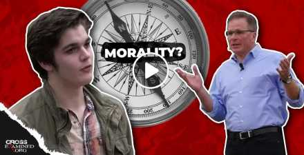 Do we all have a moral compass? - Frank Turek (October-26-2020)