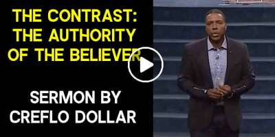 The Contrast: The Authority of the Believer - Creflo Dollar (April-13-2020)