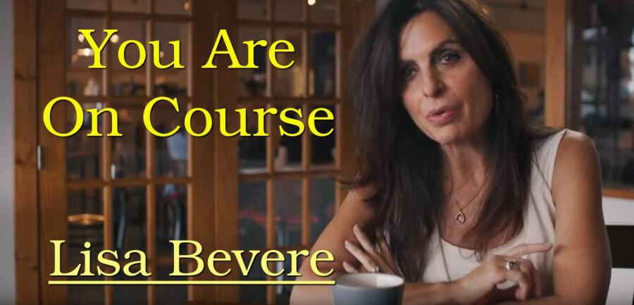 You Are On Course - Lisa Bevere (27-02-2018)