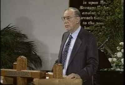 Derek Prince sermon Fierce Times Are Coming - online