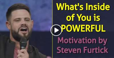 What's Inside of You is POWERFUL - Steven Furtick Motivation (January-22-2020)
