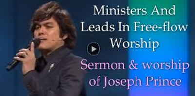 Joseph Prince - Ministers And Leads In Free-flow Worship (15-January-2012)