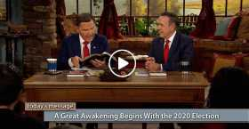 A Great Awakening Begins With the 2020 Election - Kenneth Copeland (October-19-2020)