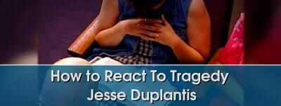 How to React To Tragedy - Jesse Duplantis (30-Jan-2018)