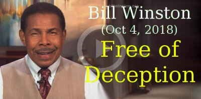 Bill Winston Ministries (October 4, 2018) - Free of Deception, The Greater Works Volume 2