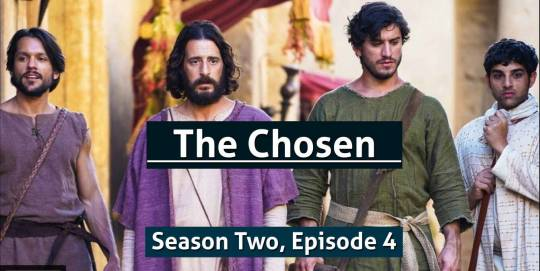 The Chosen Global Live Event: Season Two, Episode 4 (May-12-2021)