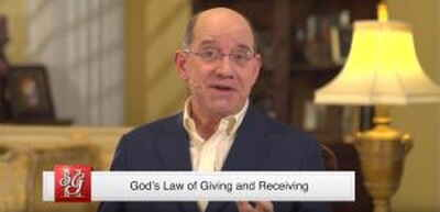 September 14 2018: God's Law of Giving and Receiving - Rick Renner