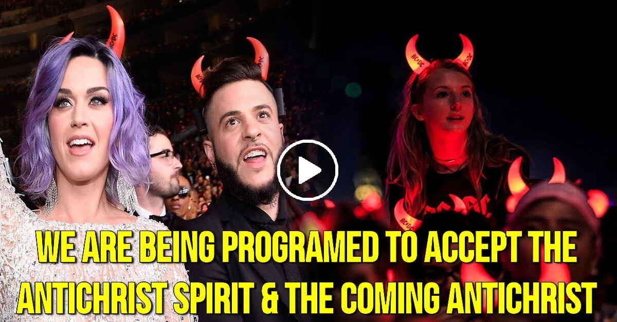 We are Being Programed to Accept the Antichrist Spirit & The Coming Antichrist - David Wilkerson (November-16-2019)