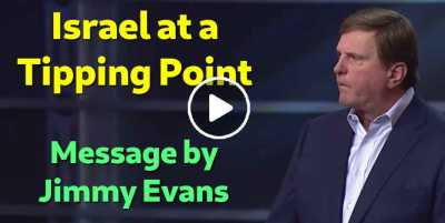 Israel at a Tipping Point - Jimmy Evans (May-26-2020)
