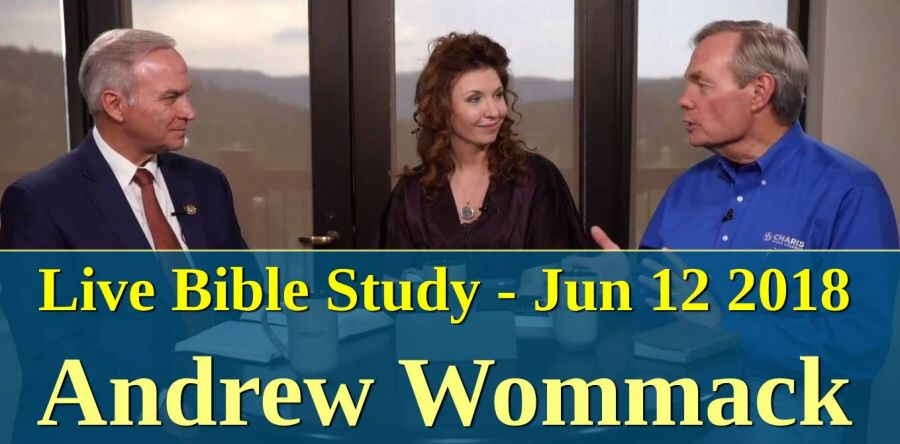 Andrew Wommack - Live Bible Study - Jun 12 2018