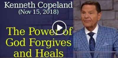 Kenneth Copeland (November-15-2018) - Washington, D.C. Victory Campaign: The Power of God Forgives and Heals (10:00 a.m.)