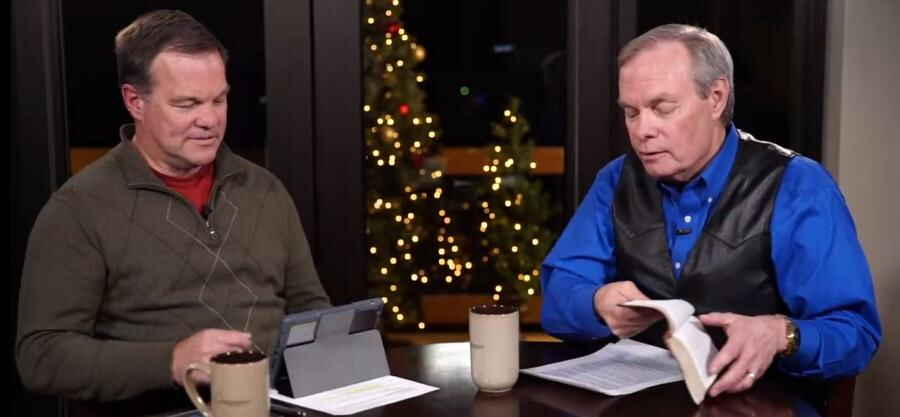 Andrew's Live Bible Study - Harnessing Your Emotions - Dec 19 2017 - Andrew Wommack