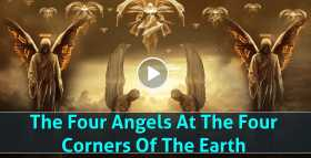 The Four Angels At The Four Corners Of The Earth - Christian Motivation