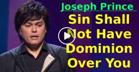Joseph Prince - Sin Shall Not Have Dominion Over You (January-22-2021)
