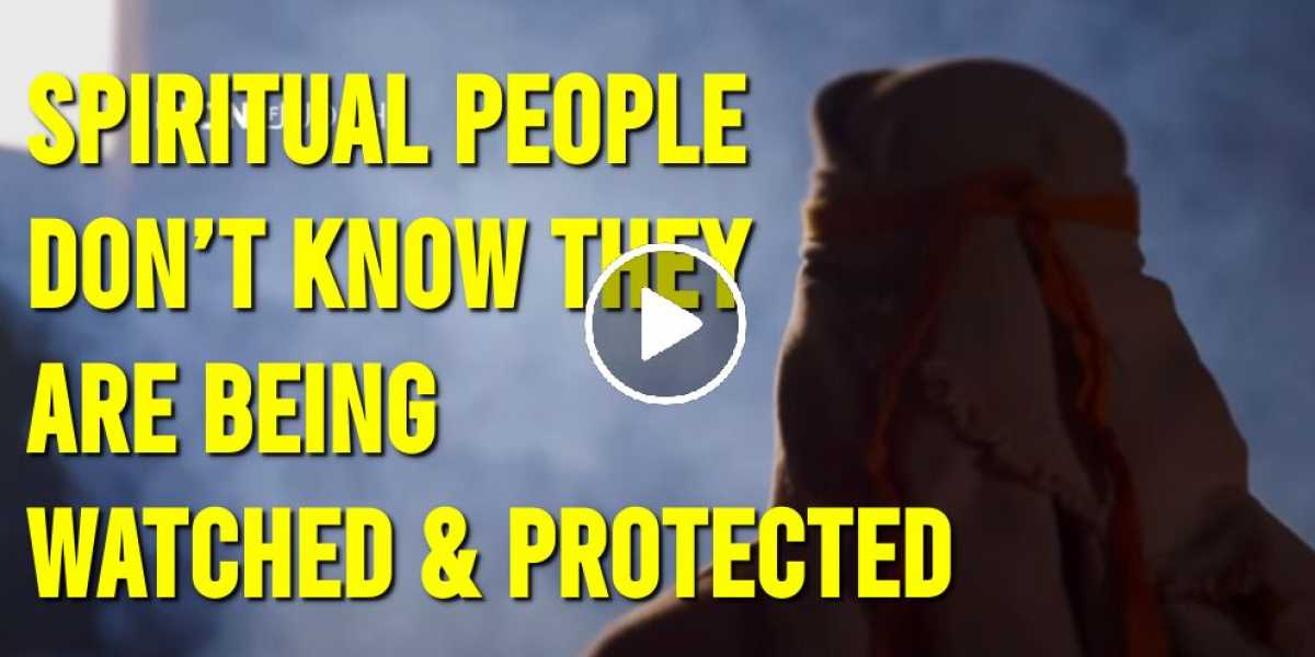 Spiritual People Don't Know They Are Being Watched & Protected - Christian Motivation