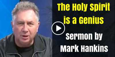 The Holy Spirit is a Genius - Mark Hankins (September-01-2020)
