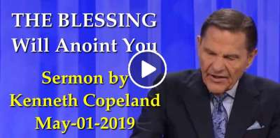 THE BLESSING Will Anoint You - Kenneth Copeland (May-01-2019)