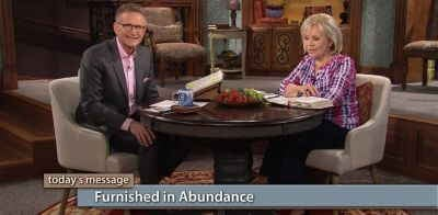 Furnished in Abundance - Gloria Copeland & George Pearsons (August-20-2018)
