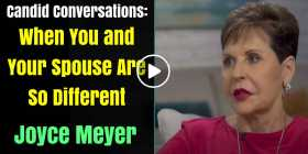 Candid Conversations: When You and Your Spouse Are So Different - Joyce Meyer (September-25-2020)