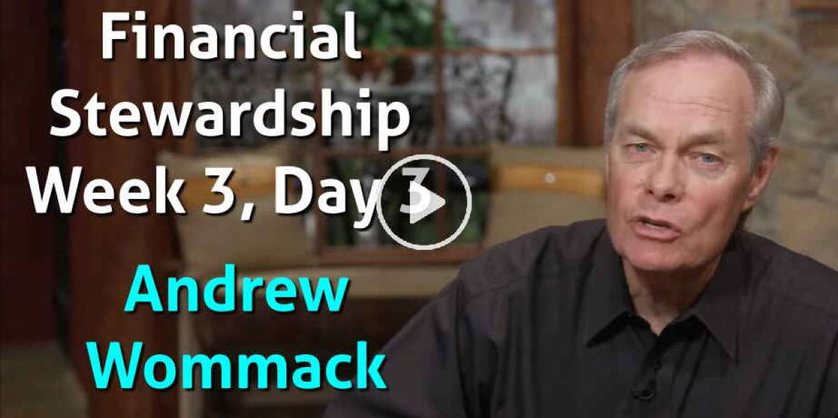 Andrew Wommack - Financial Stewardship - Week 3, Day 3 - The Gospel Truth