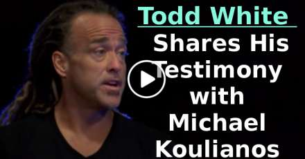 Todd White Shares His Testimony with Michael Koulianos (January-11-2021)