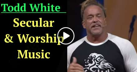 Todd White - Secular & Worship Music (SHORT MESSAGE) (January-20-2021)