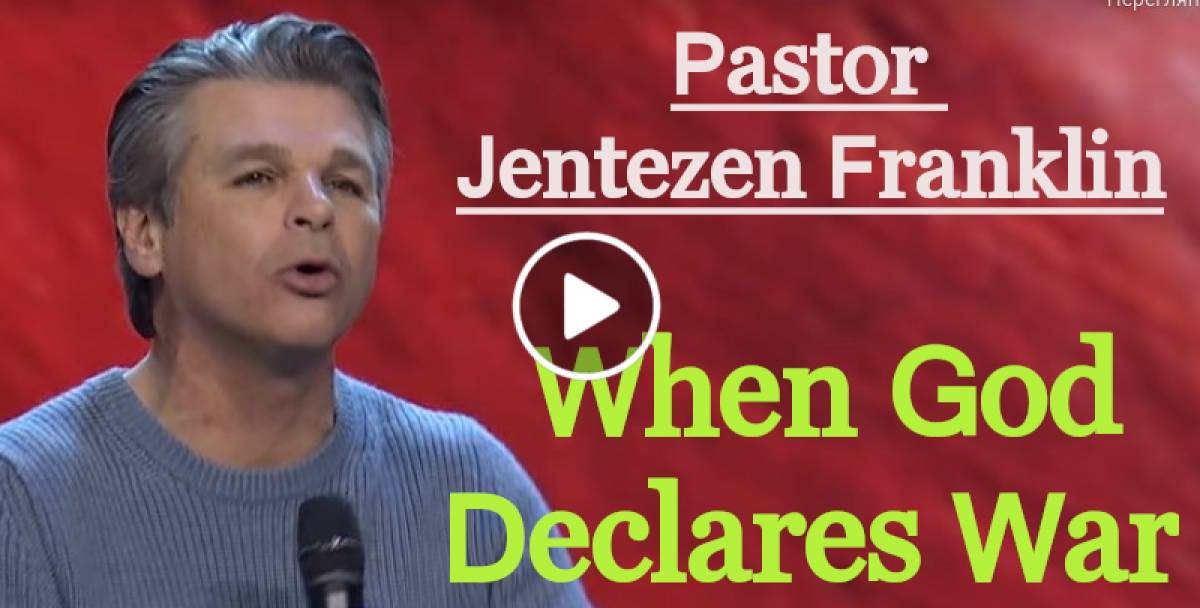 When God Declares War | Pastor Jentezen Franklin (June-08-2018)
