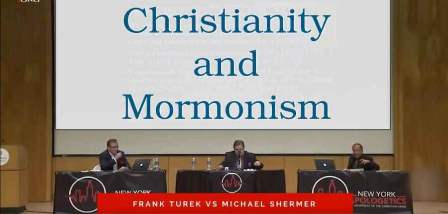 Christianity and Mormonism - Frank Turek (26-02-2018)