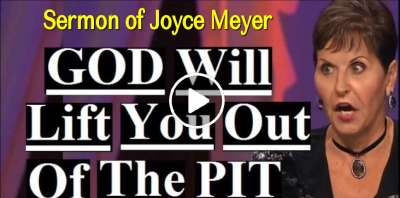 Joyce Meyer - God Will Lift You Out Of The Pit (February-05-2019)