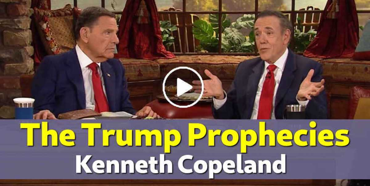 The Trump Prophecies - Kenneth Copeland (October-21-2020)
