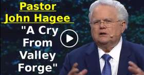 "Pastor John Hagee - ""A Cry From Valley Forge"" (December-03-2020)"