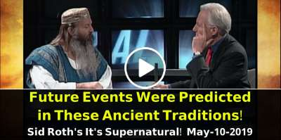 Future Events Were Predicted in These Ancient Traditions! - Sid Roth's It's Supernatural! (May-10-2019)
