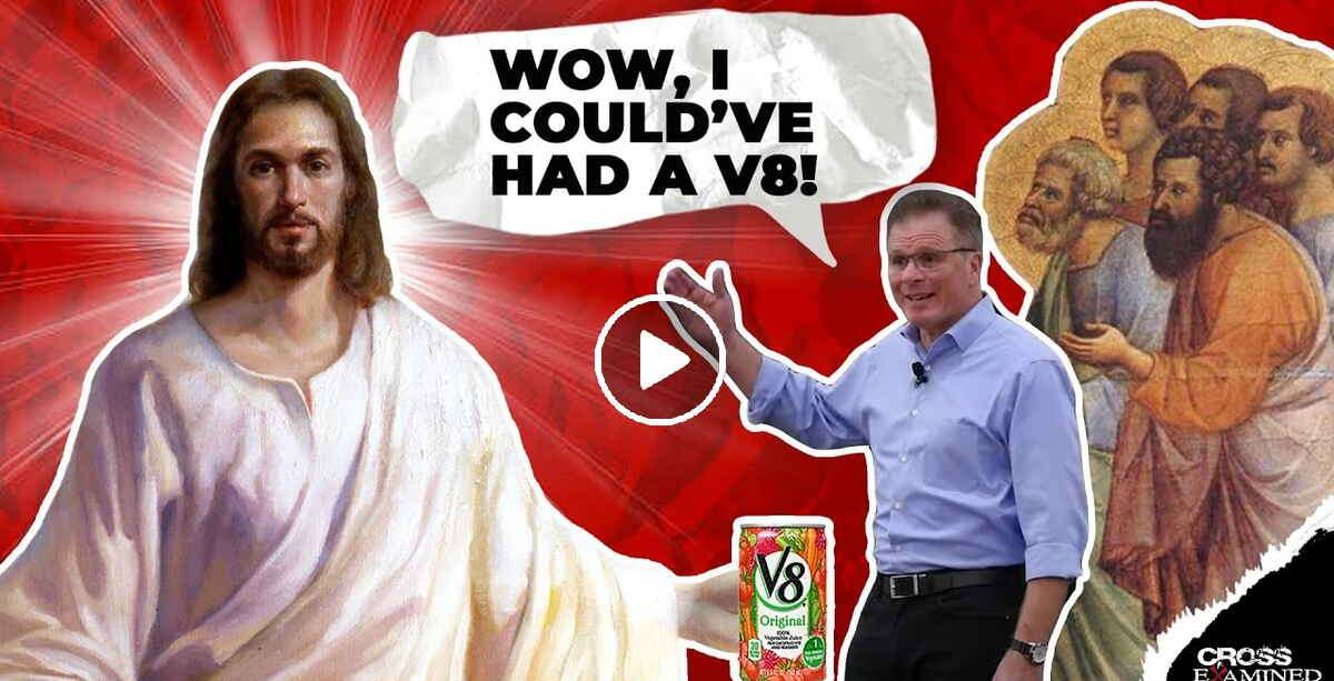 YOU would not have BELIEVED Jesus either! - Frank Turek