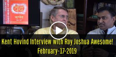 Kent Hovind Interview with Roy Joshua Awesome! (February-17-2019)