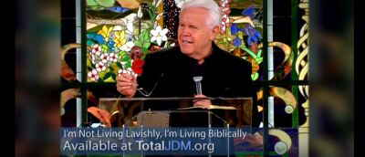 Jesse Duplantis (May 12, 2018) - I'm Not Living Lavishly, I'm Living Biblically