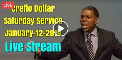 Creflo Dollar Ministries, Saturday Service (January-12-2019) Live Stream