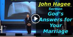 God's Answers for Your Marriage - John Hagee (March-26-2019)