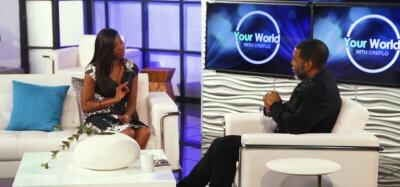 """My Loveless Marriage"" On Your World with Creflo Dollar, March 23, 2018"