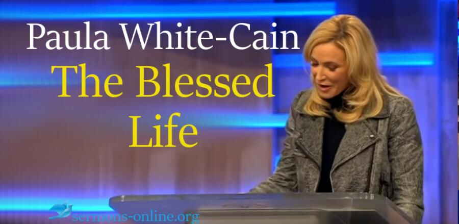 The Blessed Life 1 - Paula White-Cain 3 Feb. 2018 (Mac Hammond Ministries)