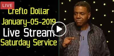 Creflo Dollar Ministries, Saturday Service (January-05-2019) Live Stream