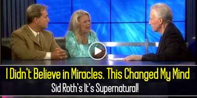 I Didn't Believe in Miracles. This Changed My Mind - Sid Roth's It's Supernatural! (November-06-2019)