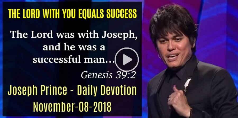 joseph prince daily