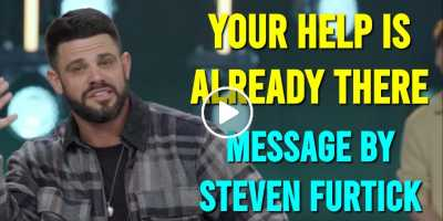 Steven Furtick - Your Help is Already There (June-06-2020)