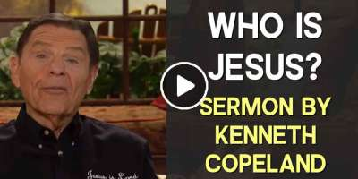Who Is Jesus? - Kenneth Copeland (April-01-2020)